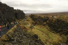 The Great Rift, Almannagjá