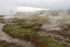 Around Geysir