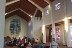 Skálholt Church Interior
